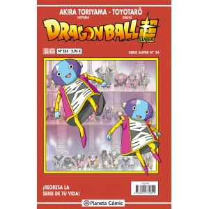Dragon Ball Serie Roja nº 235