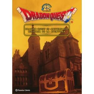 Dragon Quest 25 aniversario: Historia de la aventura