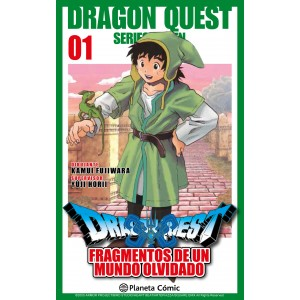 Dragon Quest VII nº 01