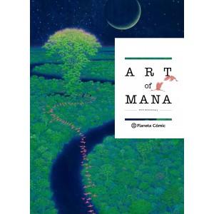 Secret of Mana Art Book