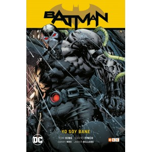 Batman: Yo soy Bane (Batman Saga)