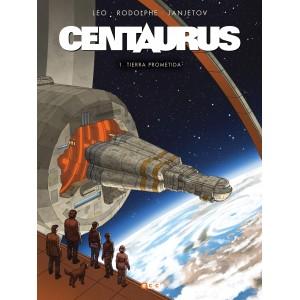 Centaurus nº 01: Tierra prometida
