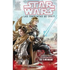 Star Wars: Las tormentas de Crait
