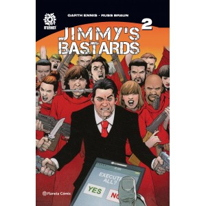 Jimmy's Bastards nº 02
