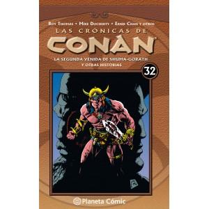 Las Crónicas de Conan nº 32