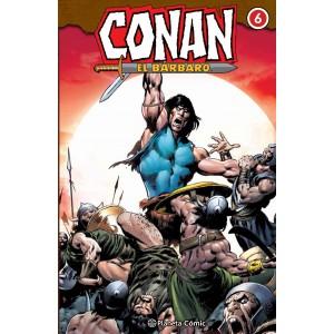 Conan el Bárbaro (Integral) nº 06