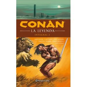 Conan La leyenda nº 02 (Edición integral)