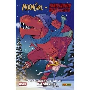 100% Marvel HC. Moon Girl y Dinosaurio Diabólico nº 07