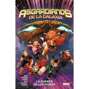 Asgardianos de la Galaxia nº 02