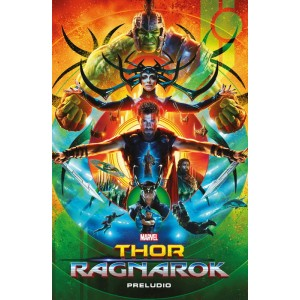Marvel Cinematic Collection nº 08: Thor: Ragnarok - Preludio
