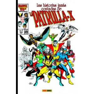 Marvel Gold. Las historias jamás contadas de la Patrulla-X nº 01