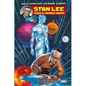 Stan Lee visita el Universo Marvel