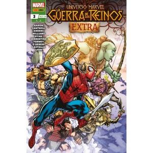 Universo Marvel: La guerra de los reinos Extra nº 03