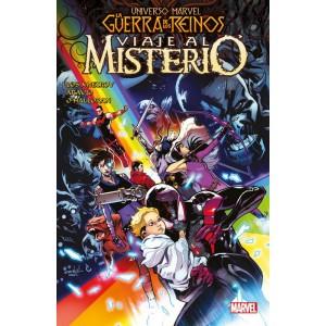 Universo Marvel: La guerra de los reinos - Viaje al misterio