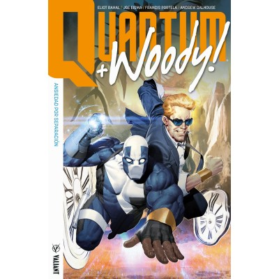 Quantum + Woody nº 02 (Tomo recopilatorio)