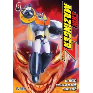 Shin Mazinger Zero nº 08