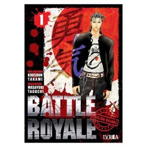 Battle Royale Deluxe nº 01