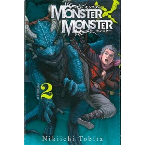 Monster X Monster nº 02