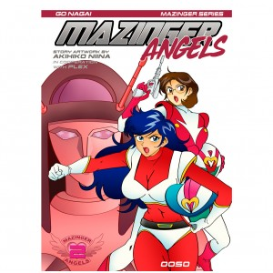 Mazinger Angels nº 02
