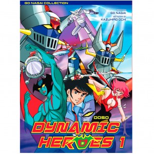 Dynamic Heroes nº 01