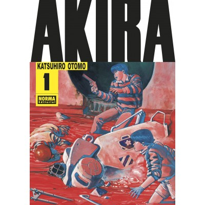 Akira, ed. Original nº 01
