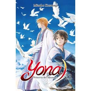 Yona, princesa del amanecer nº 22