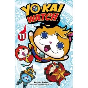 Yo-Kai Watch nº 11
