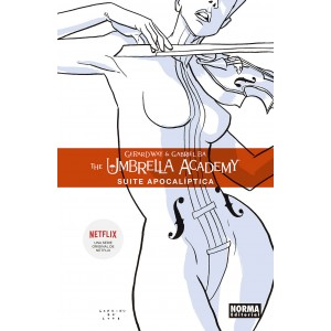 The Umbrella Academy (Rustica) nº 01