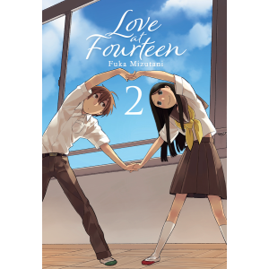 Love at Fourteen nº 02