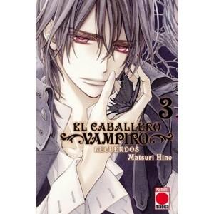 El caballero vampiro: Recuerdos nº 03
