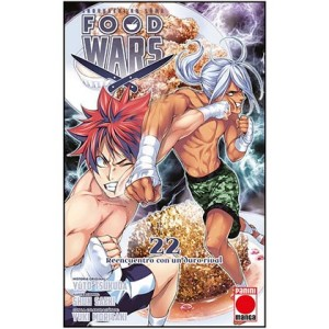 Food Wars nº 22