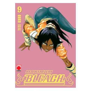 Bleach Maximum nº 09
