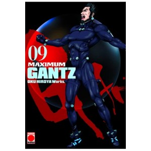 Gantz Maximum nº 09