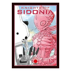 Knights of Sidonia nº 13