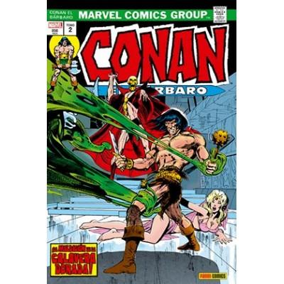 Marvel Omnibus. Conan el bárbaro: La etapa Marvel original nº 02