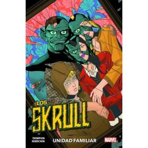 100% Marvel. Los Skrull