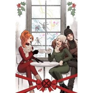 Patrulla-X Especial Navidad