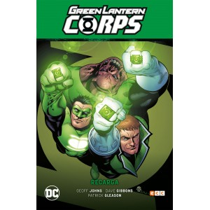Green Lantern vol. 01: Recarga