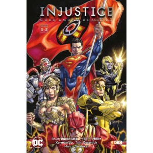 Injustice: Año cinco nº 03