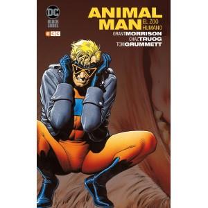 Animal Man nº 01 (Biblioteca Grant Morrison)