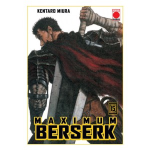 Berserk Maximum nº 15