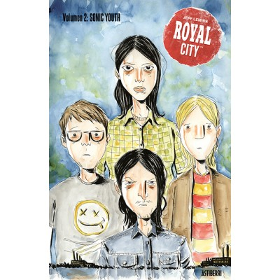 Royal City nº 02. Sonic Youth