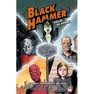 Black Hammer. Calles Spiral