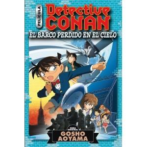 Detective Conan Anime Comic: El barco perdido en el cielo