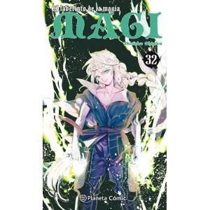 Magi: El Laberinto de la Magia nº 32