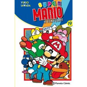Super Mario Aventuras nº 19