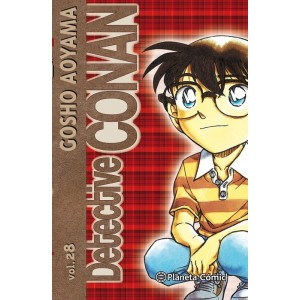 Detective Conan Kanzenban nº 28