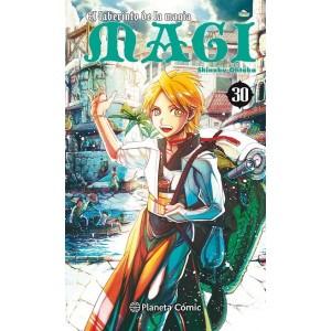 Magi: El Laberinto de la Magia nº 30