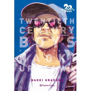 20th Century Boys Kanzenban nº 11