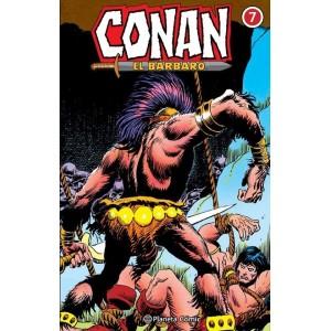 Conan el Bárbaro (Integral) nº 07